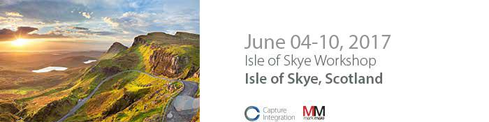 June 2017 Isle of Skye Workshop