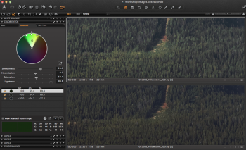 Capture One Pro's Color Editor