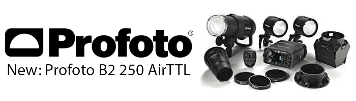 All new Profoto B2 and OCF system