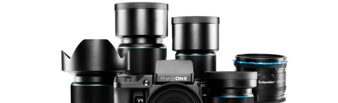 Phase One XF Body and Phase One Blue Ring Lens Rental Special