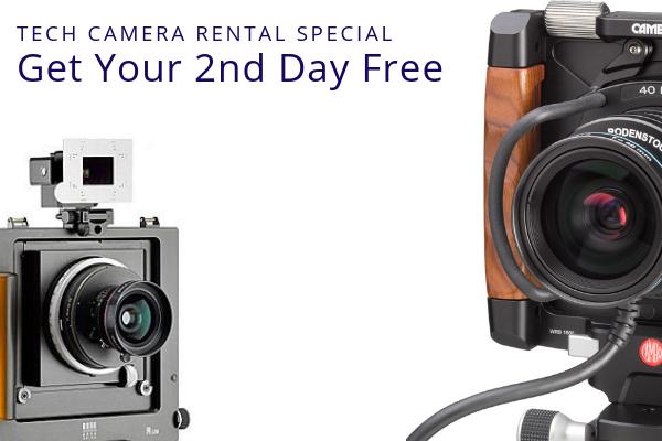 Technical Camera Rental